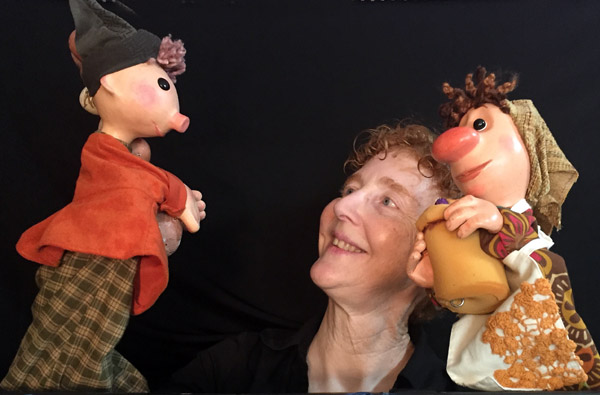 Character Design -Luce Puppets