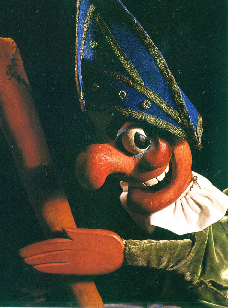 Puppet Character Design